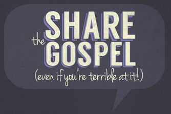 Image result for image share the Gospel
