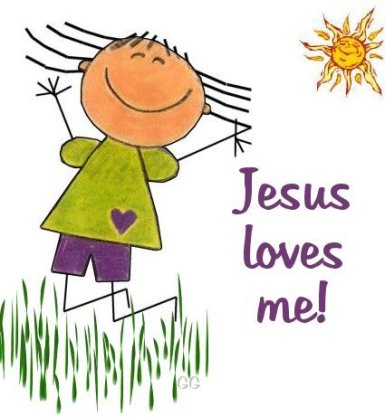 Image result for image yes Jesus loves me bible